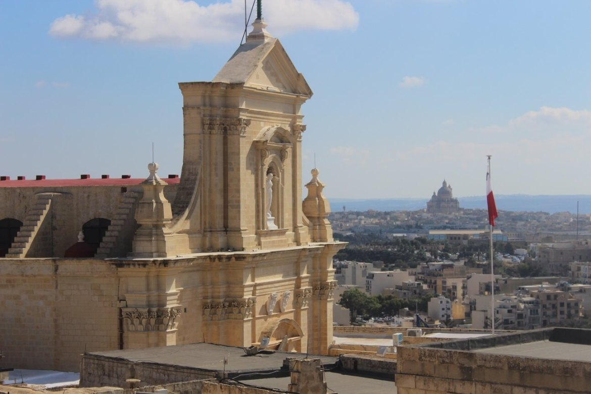 Gozo from top