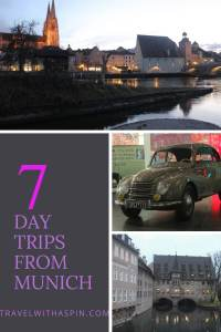 Best Day trips from Munich Germany Bavaria