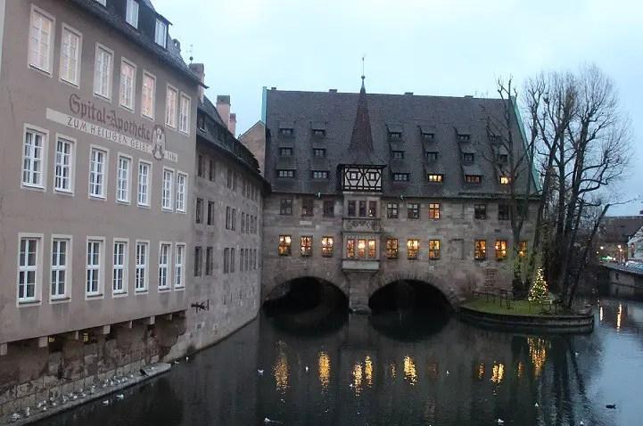 Hospital Nuremberg day trip from München