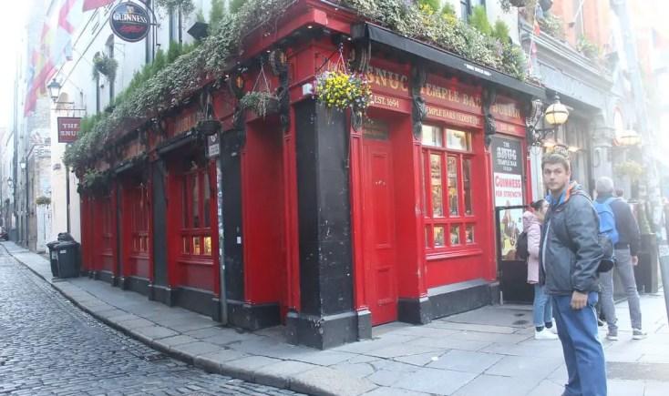 Temple Bar, Dublin, Irlanda