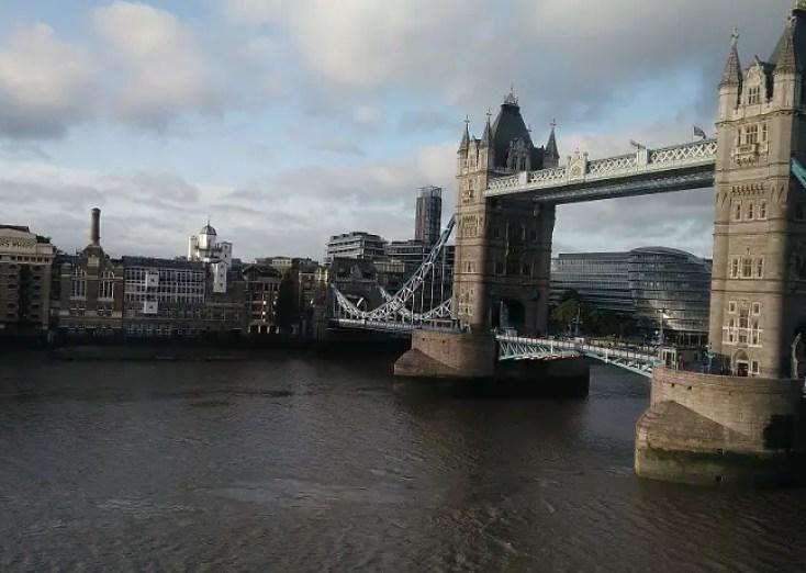 The Tower Bridge, London