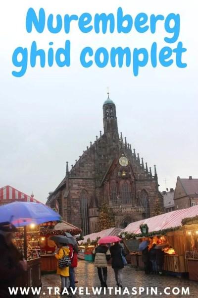 Ghid turistic complet Nuremberg, Gemany