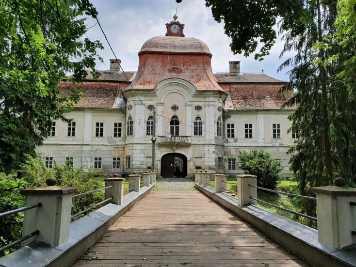Castelele nobililor maghiari din judetul Mures