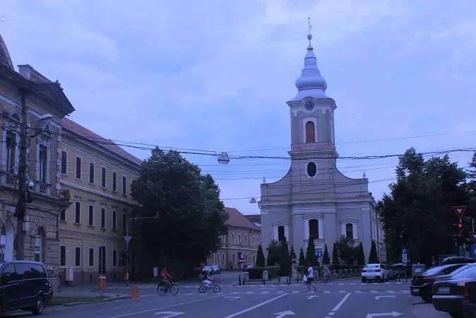 Biserica Reformata cu Lanturi Satu Mare