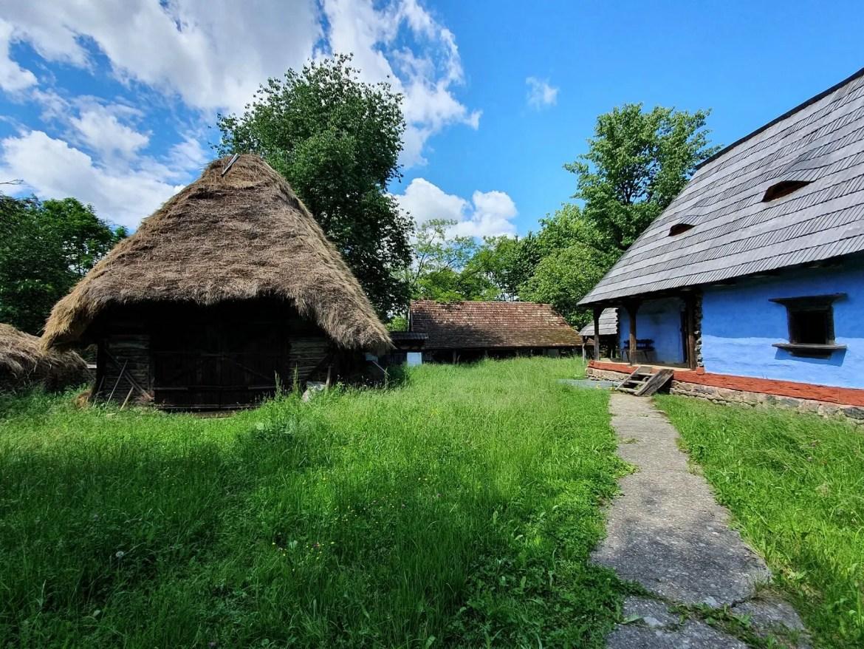 Țara Oașului, muzeul satului din Negrești-Oaș