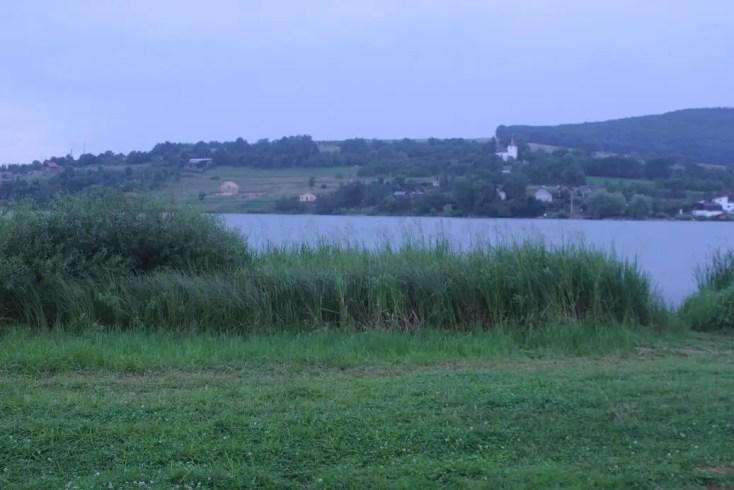 Lacul Moacsa, Covasna