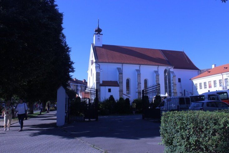 Biserica Minoritilor Bistrita