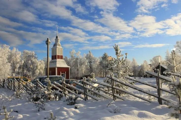 Biserica din Jukkarsjarvi