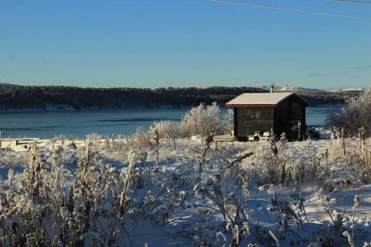 Casa Laponia Suedeză