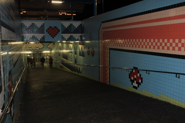 Metrou Thornidsplan