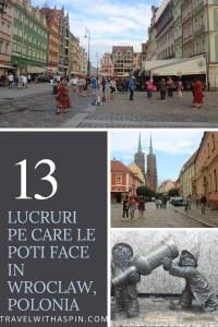 Wroclaw, Polonia - 13 lucruri pe care le poti face ghid turistic