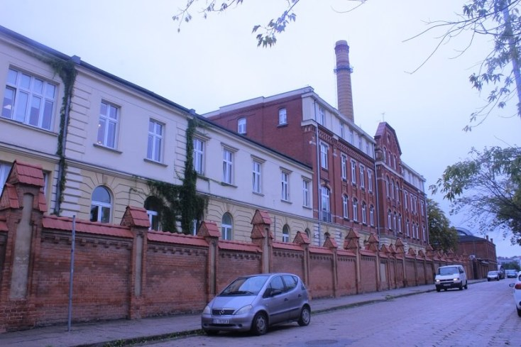 Center of technology and Science of Lodz, EC1