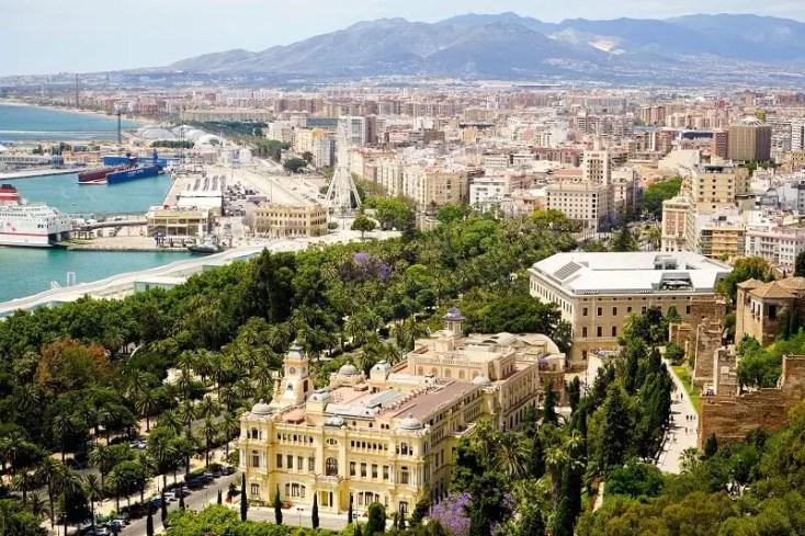 Malaga - Best European cities for a spring city break