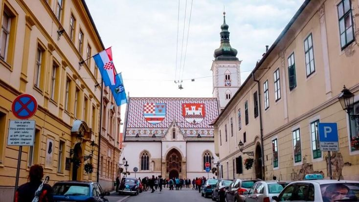 Zagreb - Best European cities for a spring city break