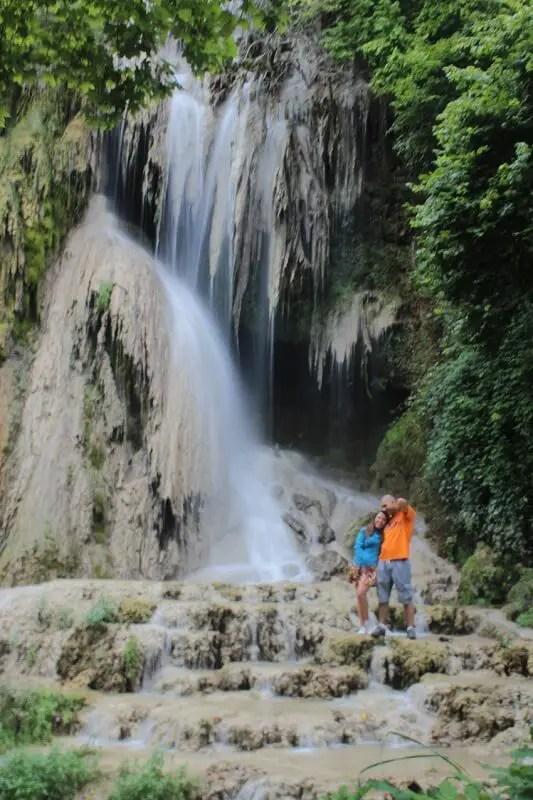 Cascada Clocota Hunedoara Geoagiu