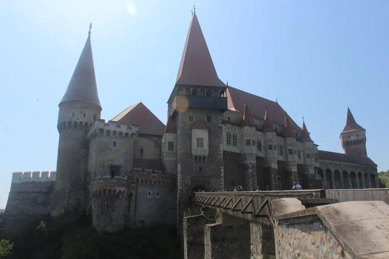 Castelul Huniazilor / Corvinilor/ Hunedoarei