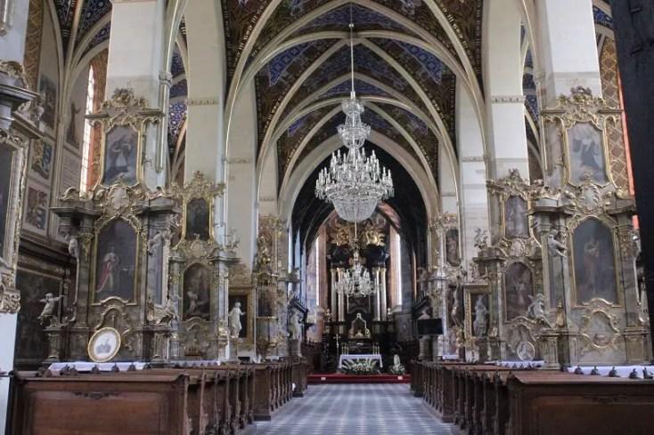 Cathedral Sandomierz
