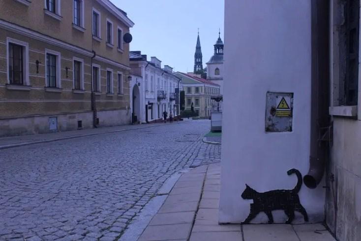 Downtown street