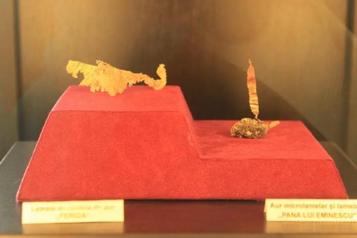Muzeul Aurului din Brad, obiective turistice Hunedoara