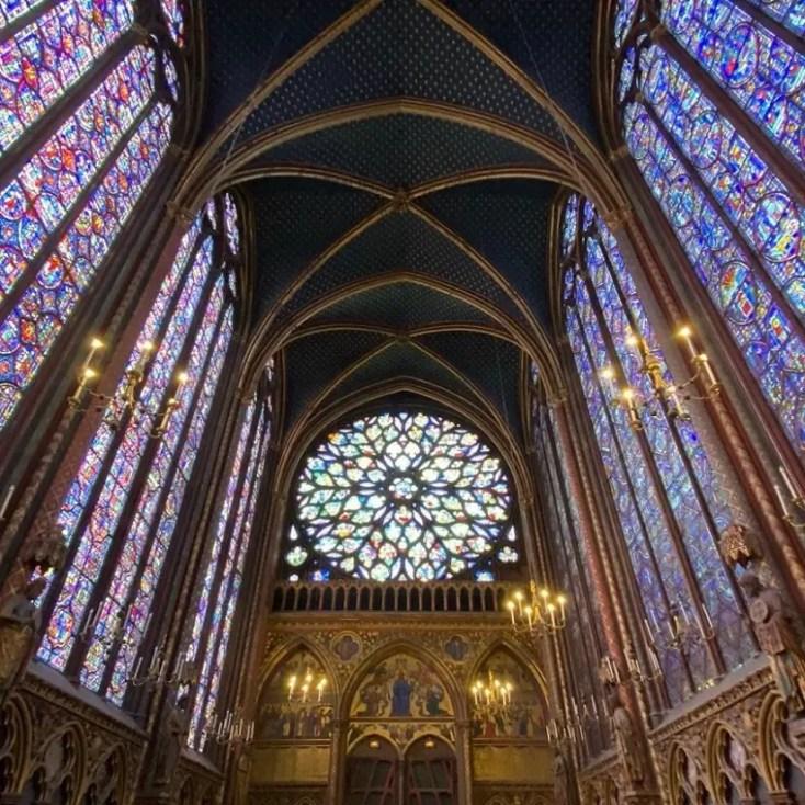 Saint Chapelle - Attractions in Paris