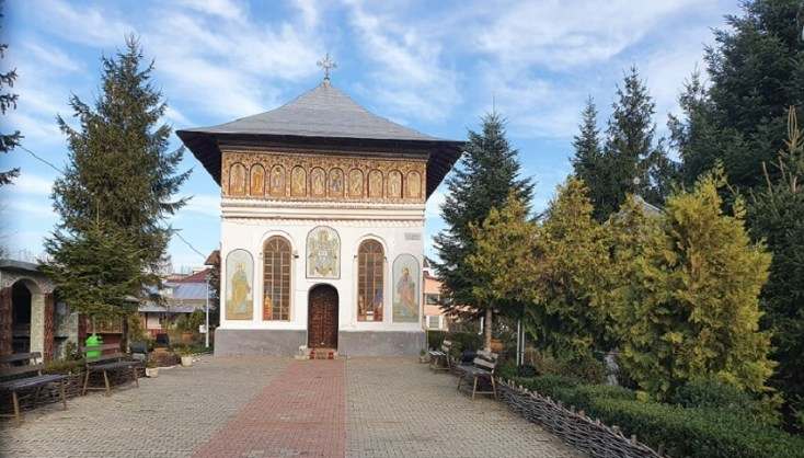 Biserica Domneasca, Ploiesti
