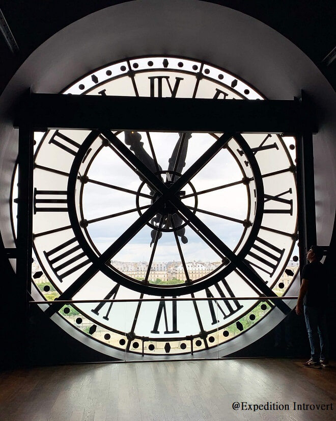 Musee d'Orsay @expeditionintrovert