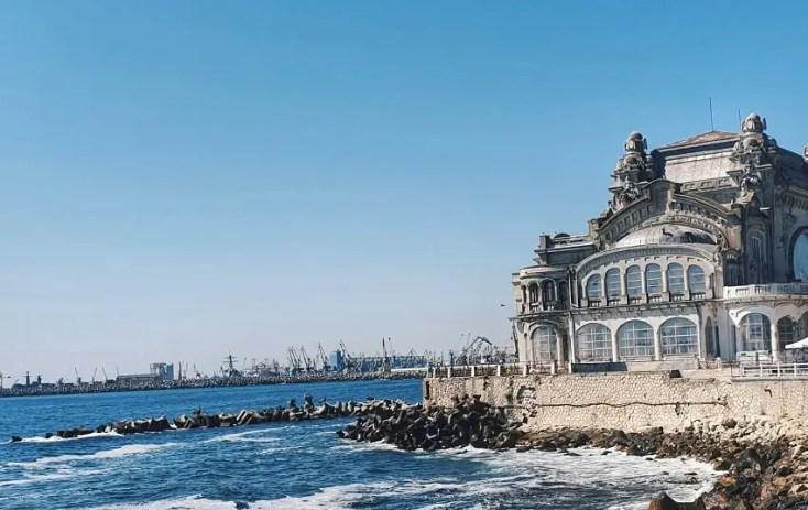 Obiective turistice Constanta - Cazinoul