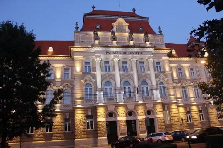Palatul de Justiție din Oradea
