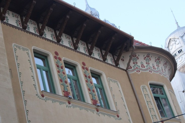 Palatul Stern de pe Calea Republicii, Oradea