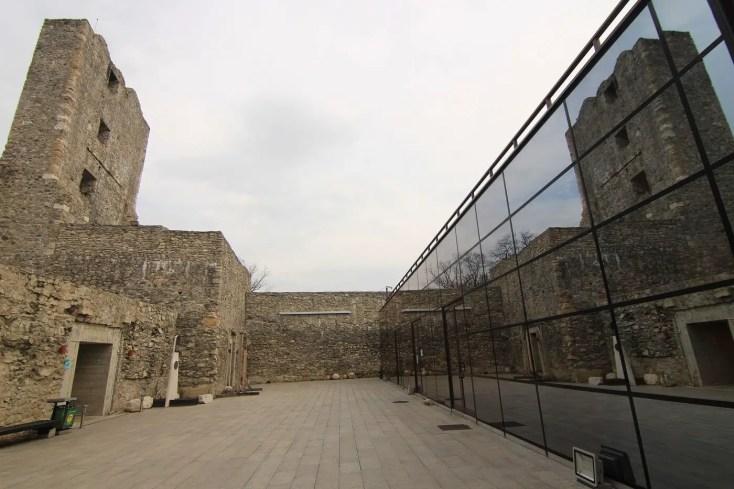Obiective turistice din Drobeta-Turnu Severin - Cetatea medievală a Severinului