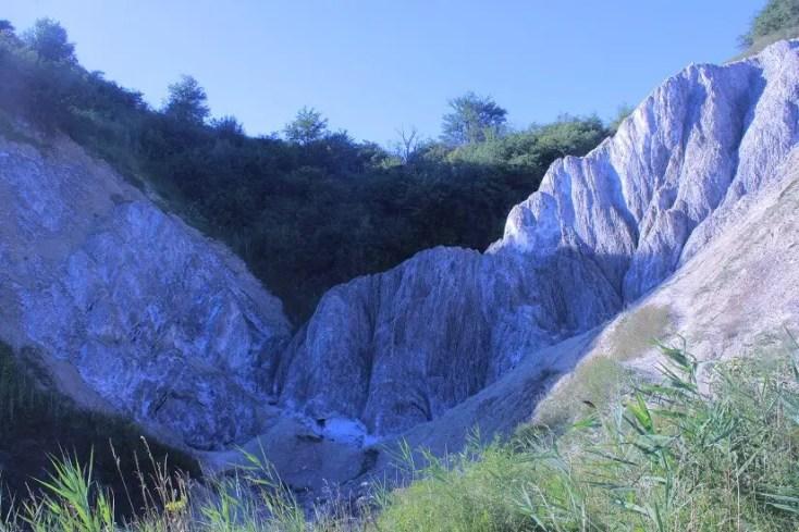 Canionul de Sare din Praid - Drumul sarii