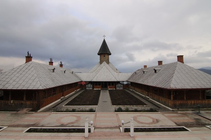 Mănăstirea Sfânta Ana - Orșova