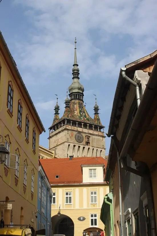 Turnul cu Ceas din Sighisoara