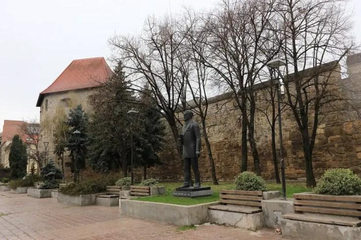 Bastionul Croitorilor - Piata Stefan cel Mare, obiective turistice Cluj-Napoca