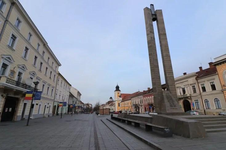 Bulevardul Eroilor Cluj-Napoca