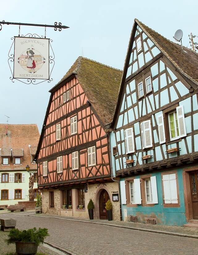 Kientzheim, Alsacia