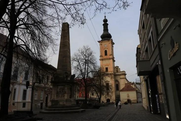 Piata Muzeului Cluj-Napoca