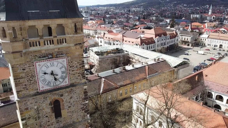 Turnul Stefan din Baia Mare
