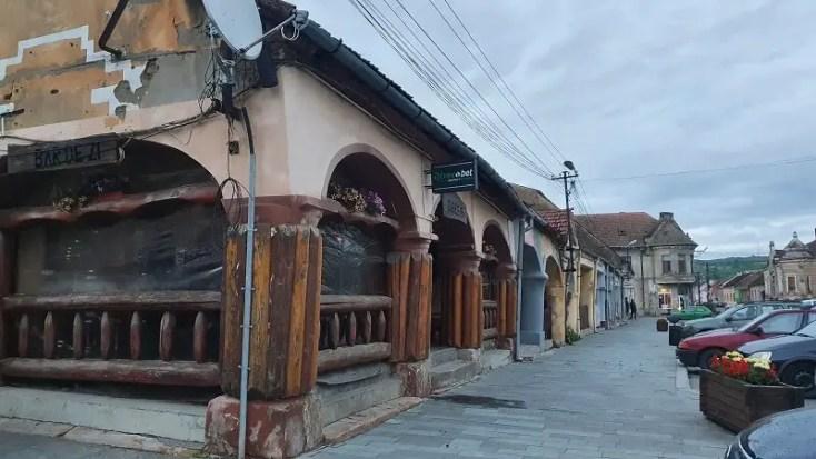 Bazarul turcesc din Lipova