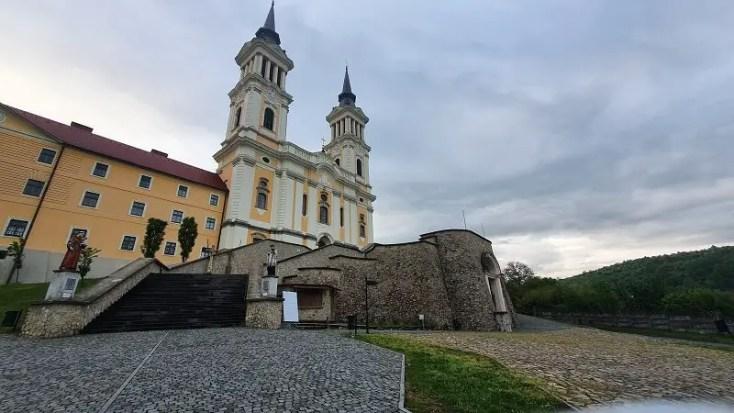 Manastirea Sfanta Maria Radna din Lipova