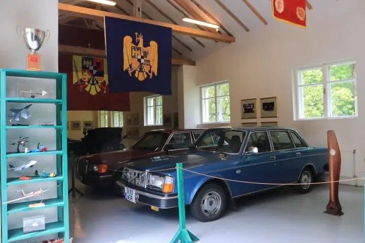 Muzeul Automobilului Regal de la Savarsin
