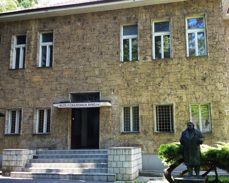 Museum of the 2nd AVNOJ, Jajce, Bosnia & Herzegovina