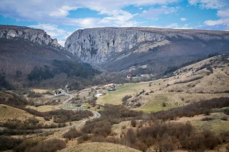Cheile Turzii - atractii si obiective turistice din Cluj