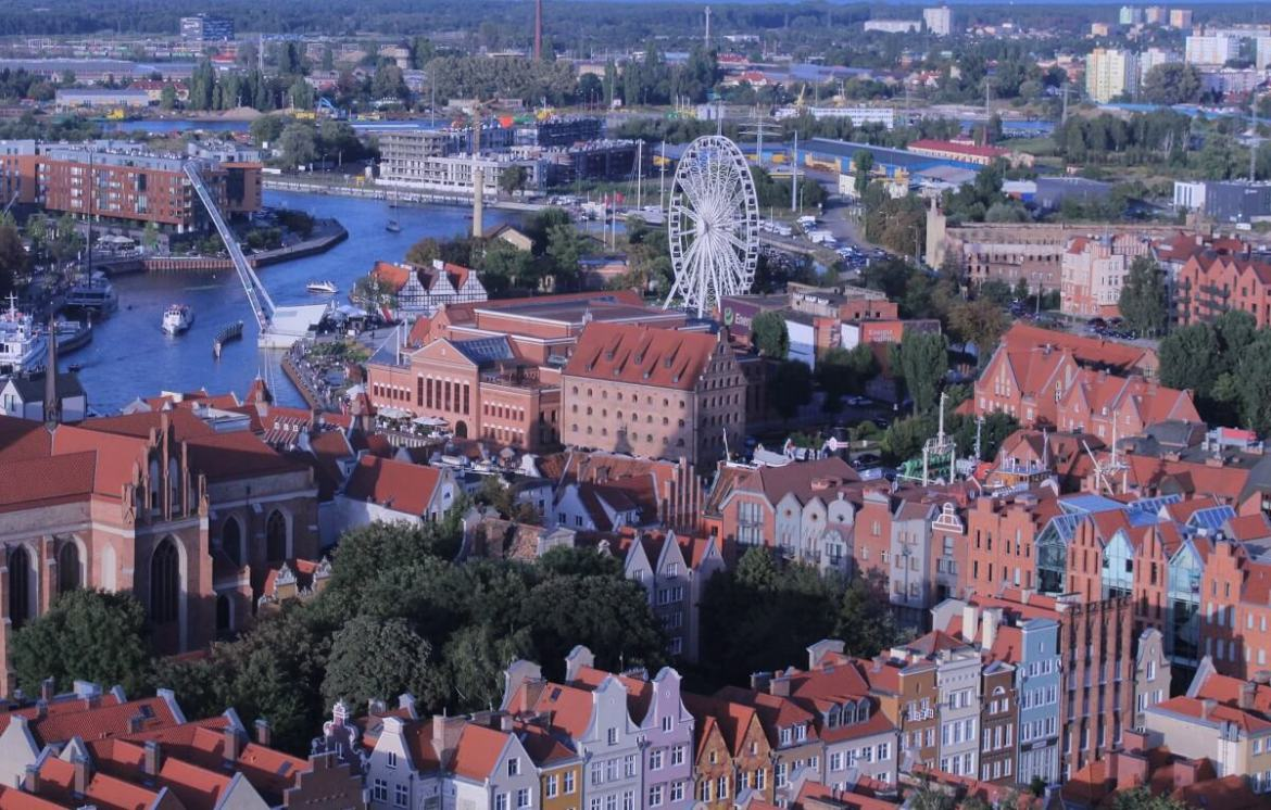 Gdansk - best cities to visit in Poland