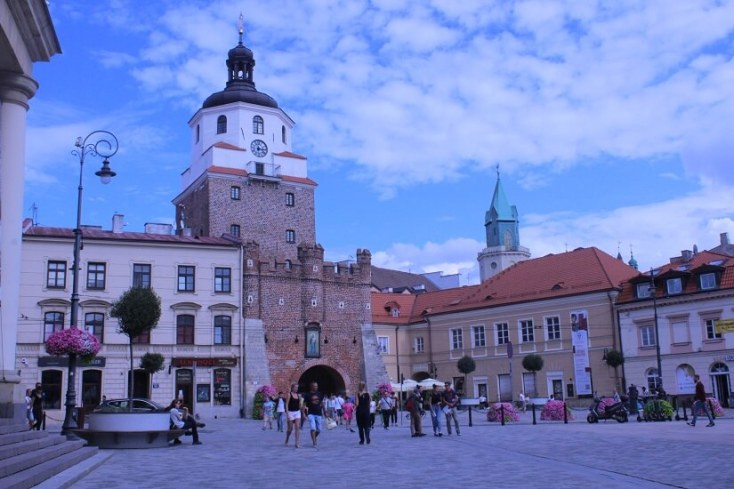 Lublin - best cities to visit in Poland