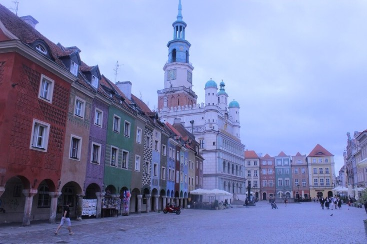 Poznan - best cities to visit in Poland