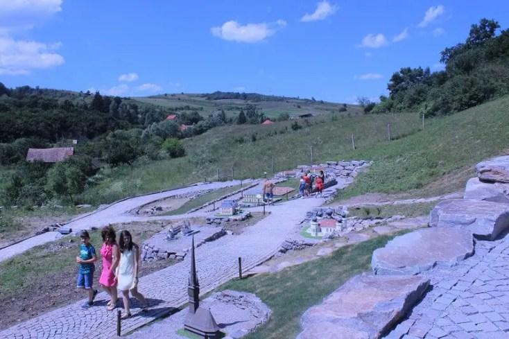 Mini Transilvania din Szejke - obiective turistice Odorheiu Secuiesc