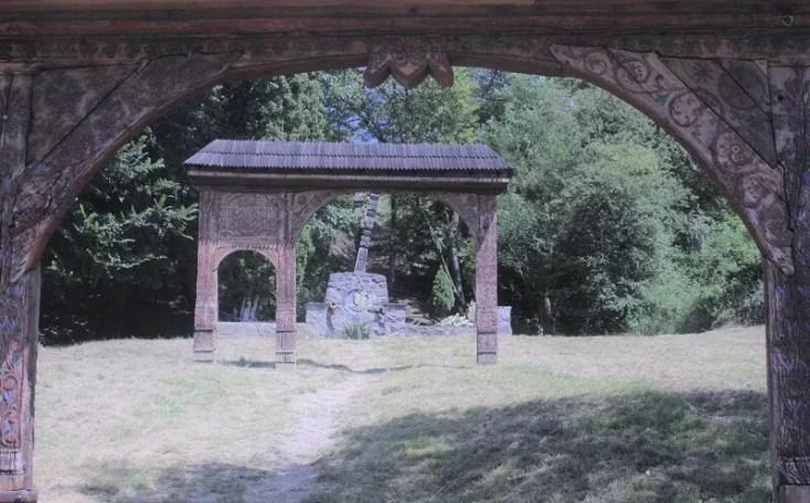 Portile secuiesti din Szejke - obiective turistice Odorheiu Secuiesc