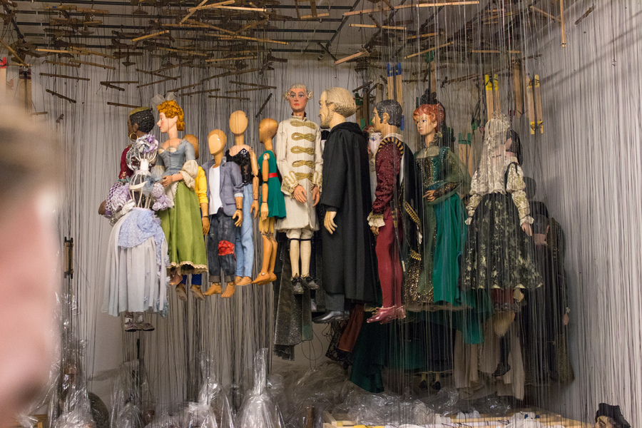 Salzburg Marionette Theatre Rescuing The Dying Art