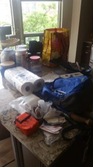 Gear packing